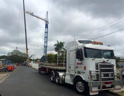 Tower Crane Setup