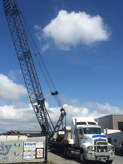 Crane Loading