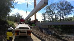 BRIDGE UNLOADING