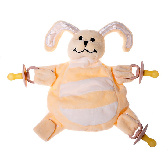Cream Bunny - The Sleepytot Dummy Holder Comforter