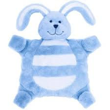 Blue Bunny - The Sleepytot Paci Holder & Conforter