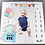 Thumbnail: Baby Milestone Photography Blanket