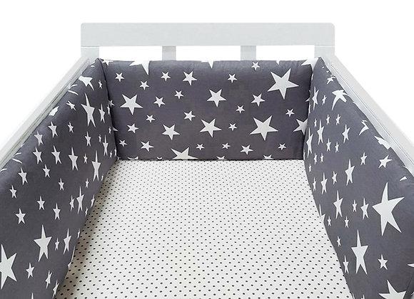Baby Crib Bumper Cushion