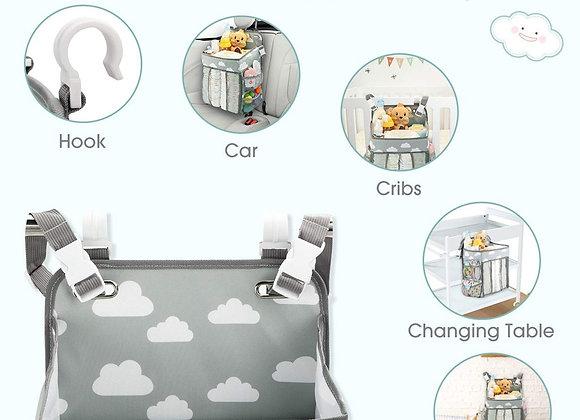 Baby Hanging Storage Bag & Organiser for Baby Essentials