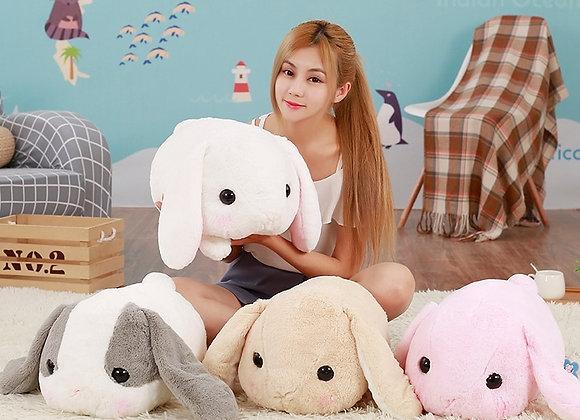 Super Soft Long Eared Rabbit Plush