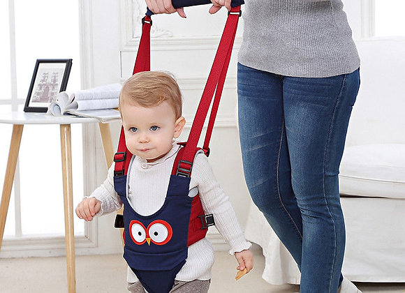 Adjustable Toddler Walking Harness with Reins