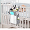 Thumbnail: Baby Hanging Storage Bag & Organiser for Baby Essentials