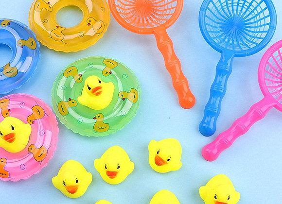 Rubber Duck Bathtime Fun