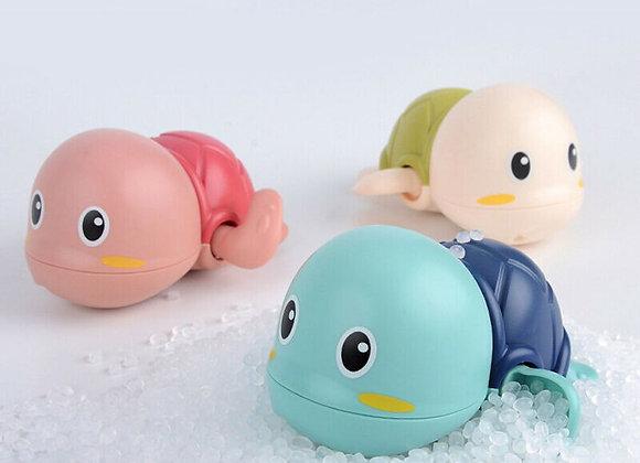 Wind-Up Turtle Bath Toys