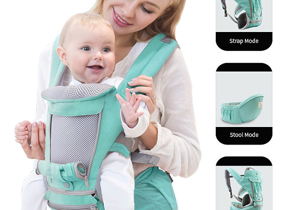 Ergonomic Front Facing Baby Carrier