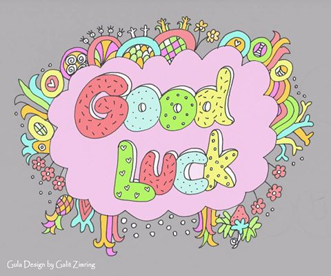 good luck by gula design