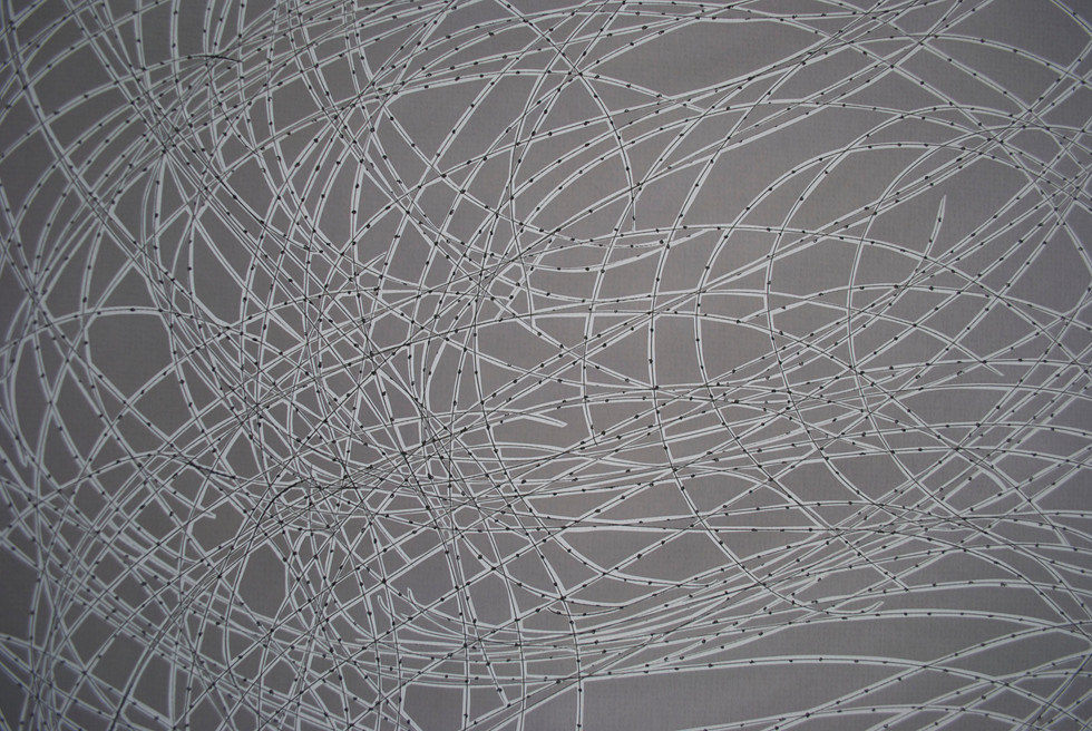 Visualized Network (detail)
