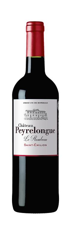 """Château Peyrelongue""""Le Flambeau"""" 2019"""