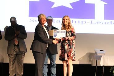 Macy Archer Awarded 2017 Peploe Scholarship