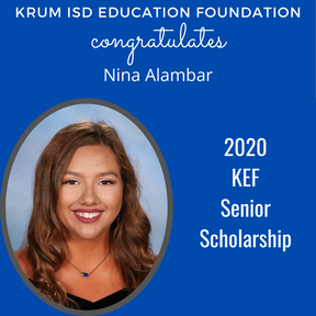 Class of 2020 Awarded Six Scholarships