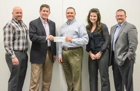 Foundation Awarded $25,000 Community Builder Grant