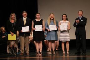 2018 Student Enrichment Grant Award