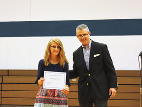 2019 Krum Middle School Student Enrichment Grants