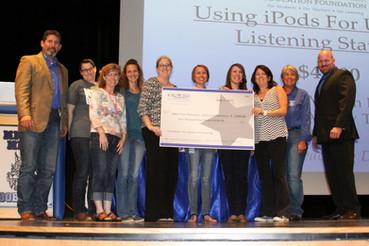 KEF Awards over $81,000 in Grant Funds to KISD Educators