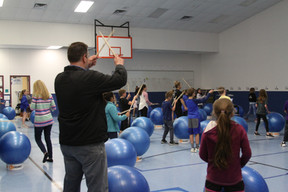 Grant Outcome Series: Drumming Into Fitness with Drum Fit