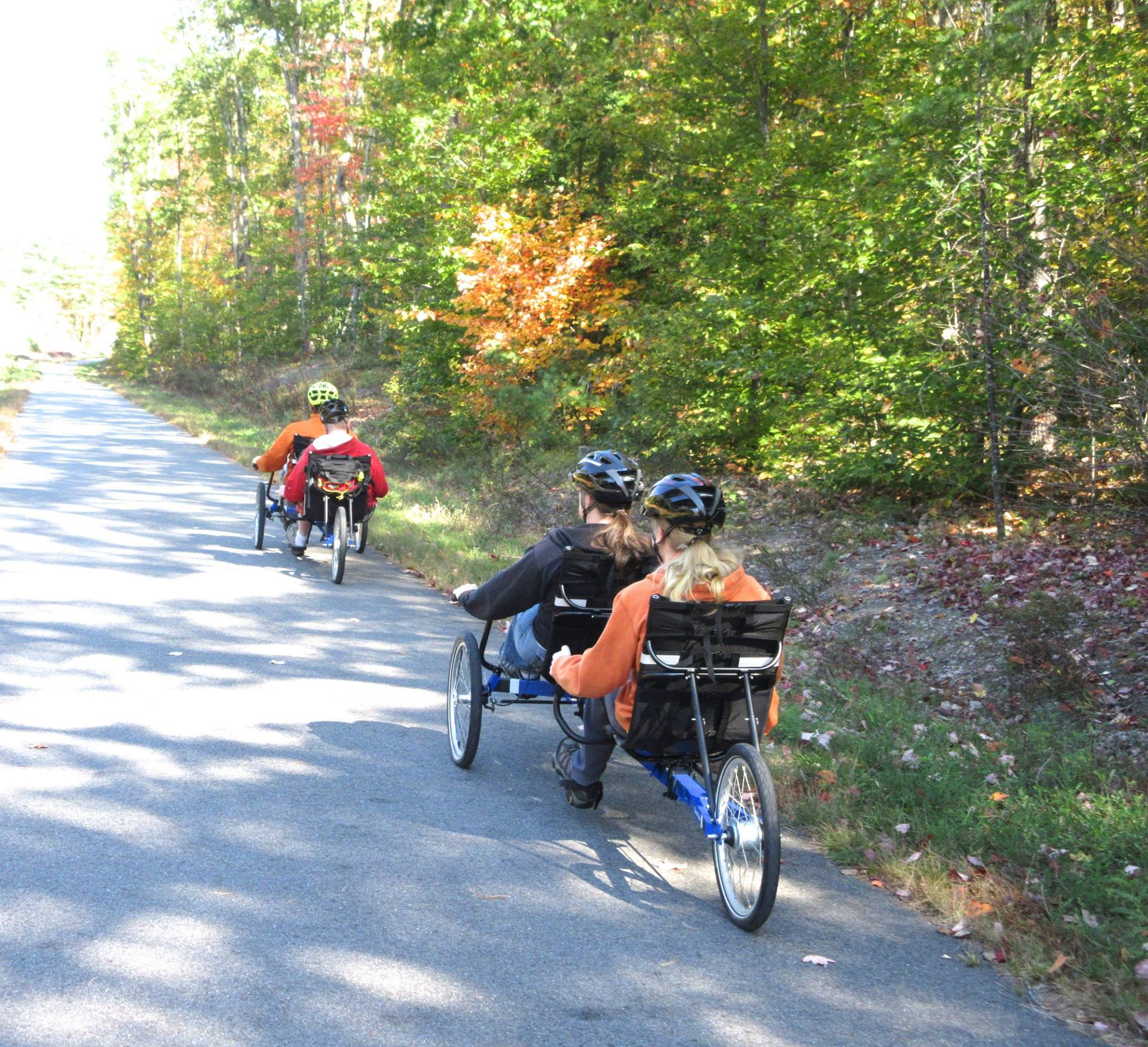 Terra Trike Tandems