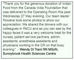 Wendy Di Trani RN MScN, Sunnybrook Healt