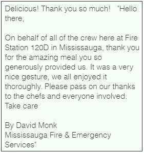By David Monk Mississauga Fire & Emergen