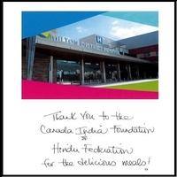 Milton District Hospital Thank You Card