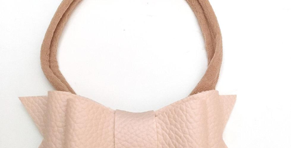 Double Blush Leatherette