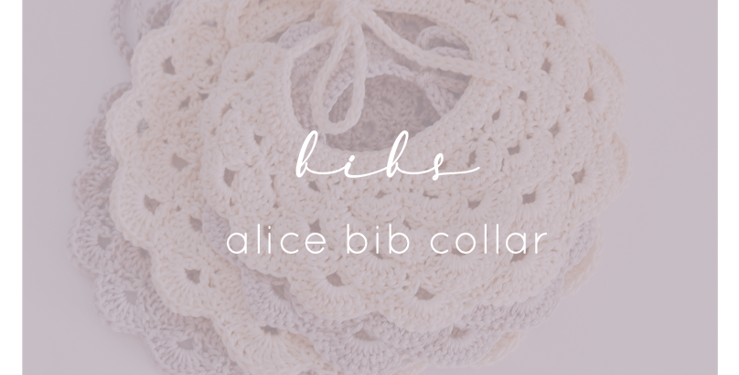 Alice Bib + Collar