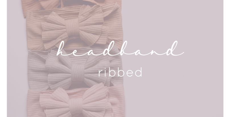 Ribbed Headwrap