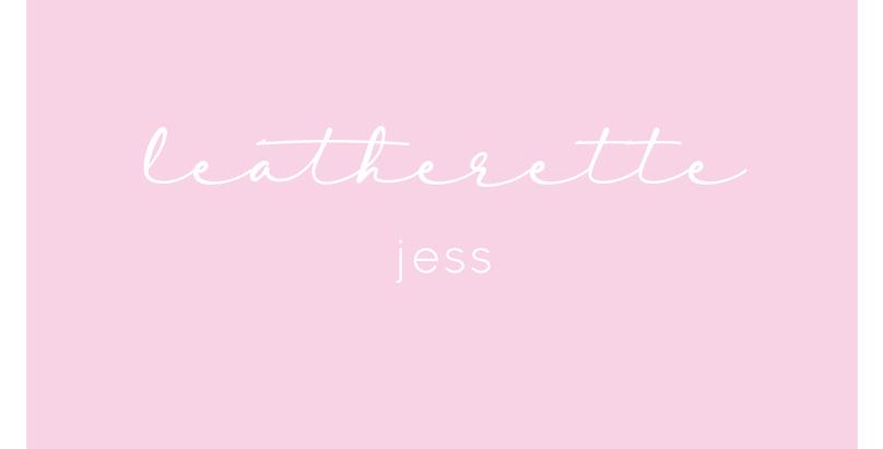 Leatherette - Jess