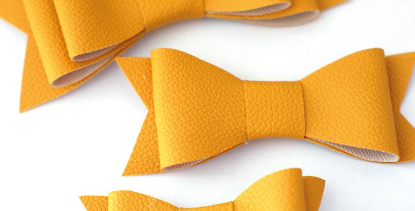 Mustard Leatherette