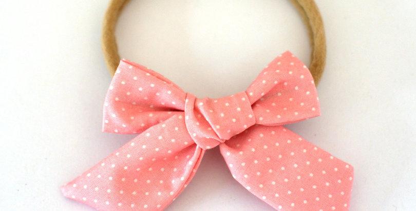 Pink Polka Sweetheart