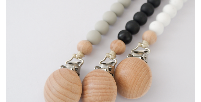 Wooden Dummy Clips Small
