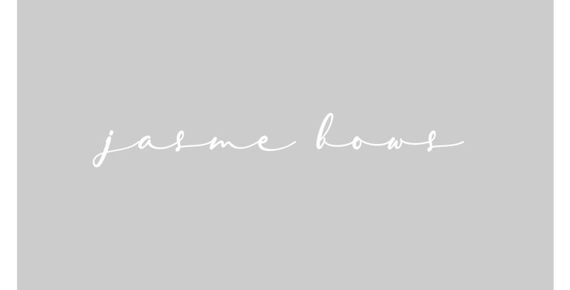 Jasme Bows