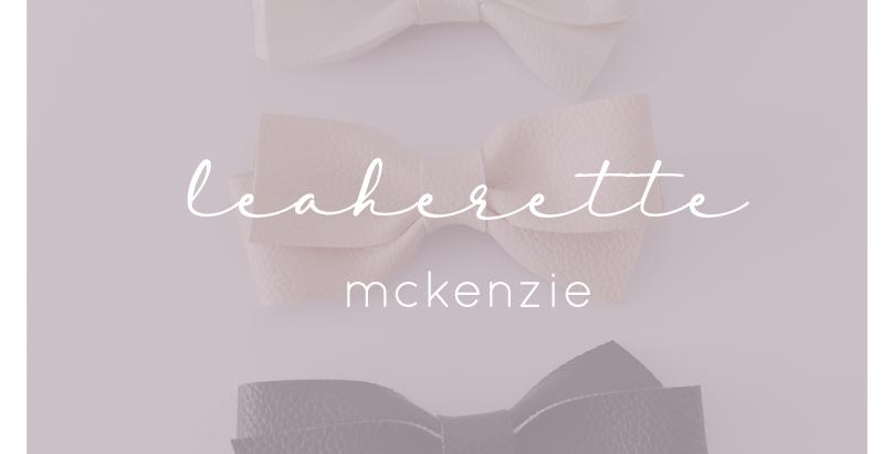Leatherette - Mckenzie