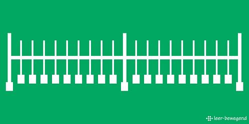 Rekenmat getallenlijn