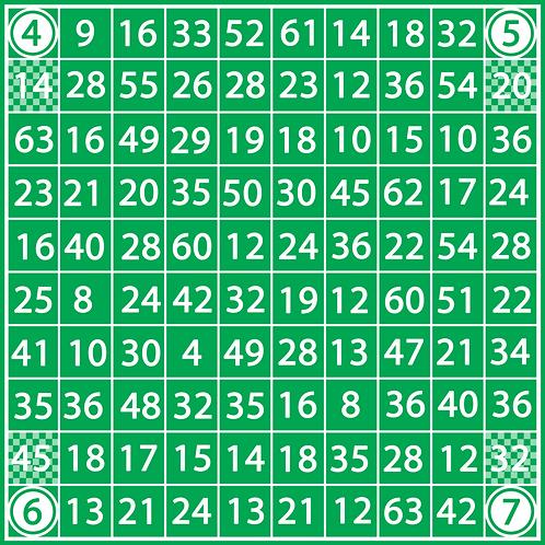 Tafeldoolhof 4-5-6-7