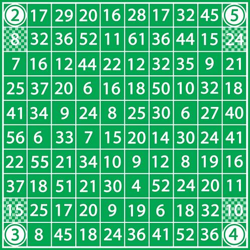 Tafeldoolhof 2-3-4-5