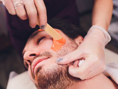 Because men have turned to self care too…