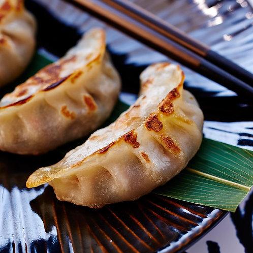 -Gyoza Japonnais aux Légumes et Poulet Halal