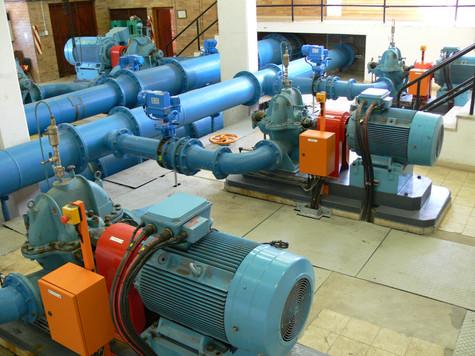 Schoenmakerskop Pump Station