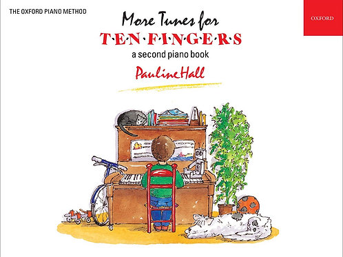 BACKING TRACKS - More Tunes for Ten Fingers (33 recordings)