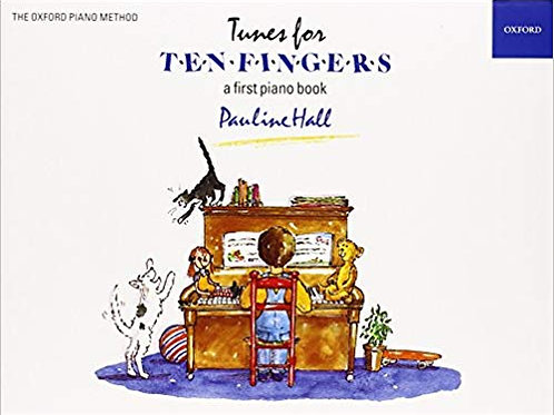 BACKING TRACKS - Tunes for Ten Fingers (24 recordings)