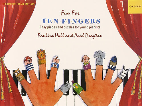 BACKING TRACKS - Fun for Ten Fingers (63 recordings)