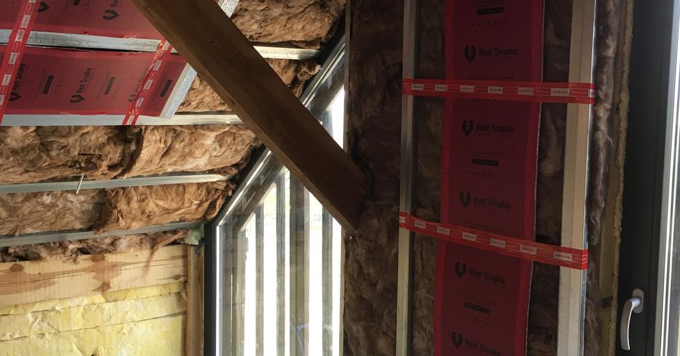 System mieszany ścienno sufitowy Drewnica