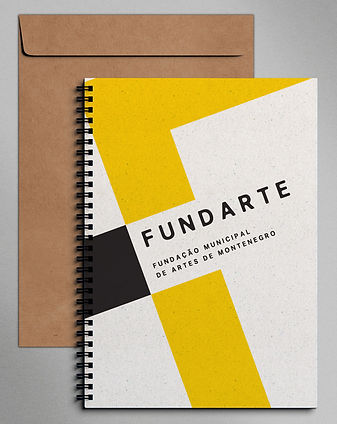 Proposta de Caderno com espiral