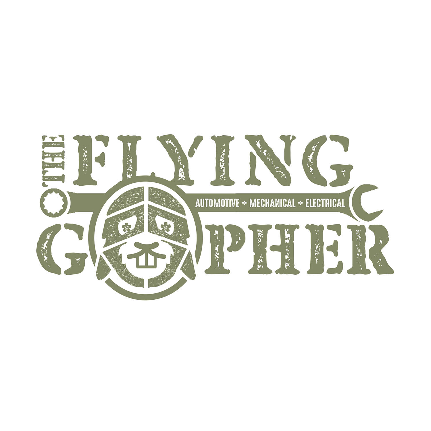 The Flying Gopher