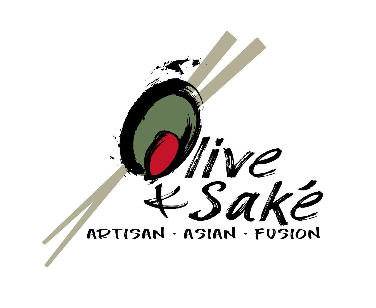Olive & Sake Logo